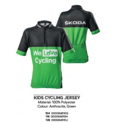 CHILDREN´S CYCLING JERSEY